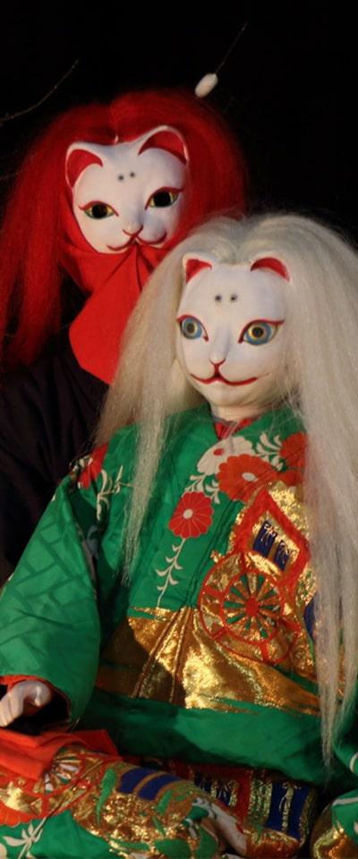 人形遣いと猫姫